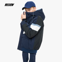 VIISHOW White Duck Men's Down Jacket  Winter Jacket For Men Doudoune Homme 2018 New Men's Winter Coat YC2445184