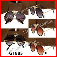 Luxury 1885 Sunglasses Men Women Brand Designer Popular Fash...