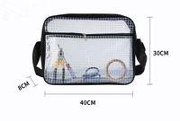ясно пвх компьютер сумка 40см * 30см * 8 см антистатический ясно ПВХ мешок, мешок для чистых помещений инженера бесплатной доставка корабль EMS