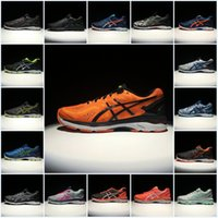 2018 Asics Originals Mens Gel- Kayano 23 T646N Top Running Sh...