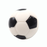 8ML football Wax containers silicone box Non- stick silicone ...