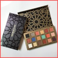 Factory Direct DHL Free Newest Matte & Shimmer MOROCCAN Eyes...