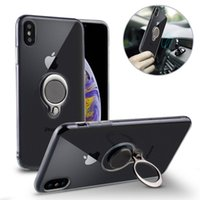 For iPhone X XS MaX Soft Clear TPU Case Transparent Silicone...