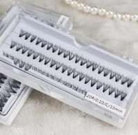 10D 60 bundles 20p 0. 1mm natural Long russian volume eyelash...