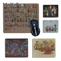 MaiYaCa Vintage Cool cartoon Heroes of Dota2 Rubber Pad to M...