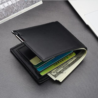 Best Selling Short Leather Men' s Wallet, Pu Leather Wal...