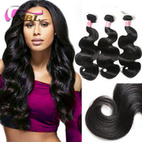 XBL Silky Body Wave Human Hair Weave Indian Virgin Hair 3 4 ...