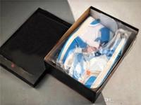 wholesale dealer 6c4d6 73bab 2018 Best High 1 UNC Powder azul blanco 1S hombres mujeres baloncesto  zapatos Authentic Quality hombre