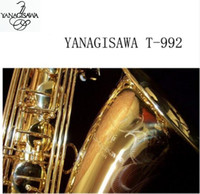 High Quality Musical Instrument YANAGISAWA T- 992 Tenor Saxop...