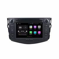 2GB RAM 쿼드 코어 2 7 인치 안 드 로이드 7.1 자동차 DVD 플레이어 도요타 RAV4 2006-2012With GPS 라디오 블루투스 와이파이 16 기가 바이트 ROM USB DVR