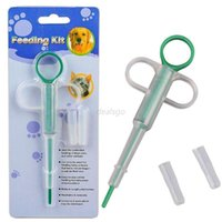 Pet Dog Cat Health Care Pill Gun Popper Piller Dog Pet Table...