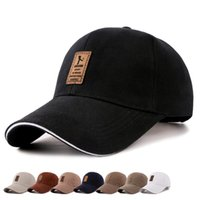 Outdoor Golf Sport Peaked Cap Cotton Material Snapbacks Colo...