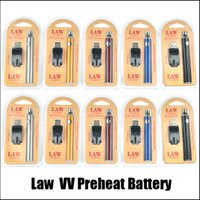 Law Preheat Battery Blister Charger Kit 1100mah PreHeat O Pe...