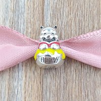 Hunny 925 Sterling Silver Beads Hunny Bear Charm Fits Europe...