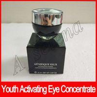 Sıcak Genifique Yeux Advanced Gençlik Etkinleştirici Konsantre Gençlik Etkinleştirici Göz Konsantresi Nemlendirici ve Derin Tamir 15ml Göz Kremi