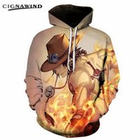 Nouveau Couple De Mode Unisexe Anime ONE PIECE Cosplay 3D Imprimer Sport Hoodies Pull Sweat Veste Pulls