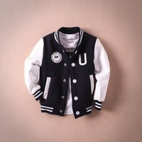 Casual Baby Boy Girl Clothes Winter Warm Kids Jackets Outwea...
