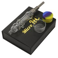 Honey Bird Straw Kit With Domeless 510 Titanium Nail Silicon...