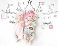Fotografía de fondo de bebé recién nacido accesorios para bebés Toma de fotos telones de fondo mantas infantiles Niños y niñas fotografía de fondo tela