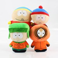 South Park plush cartoon doll toy Stan Marsh Kyle Eric Kenny...