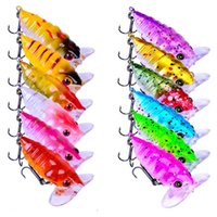 12- color 4cm 4. 15g Cicada Plastic Hard Baits & Lures Fishing...
