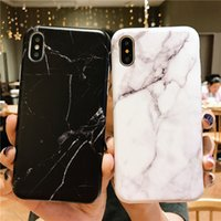 marble phone case cover mobile frosted multi styles tpu soft...