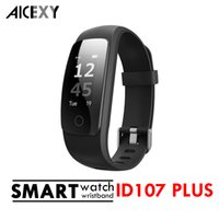 20X New ID107 Plus Sport Tracker Smart Band GPS Heart Rate M...