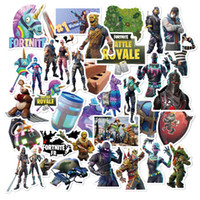 104 Style set Game Fortnite Graffiti Sticker Personality Lug...