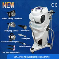 Super body 50khz Cavitation 1mhz ultrasonic Multipolar Bipol...