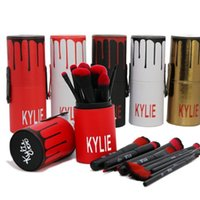 kylie Jenner 12pcs highlighter makeup brushes sets Facial Ma...