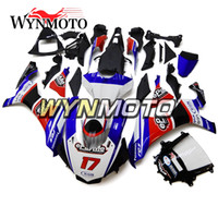 2015-2016 R1 Motorcycle ABS Carene complete per Yamaha YZF1000 R1 YZF 1000 2015 2016 Carrozzeria Body Kit Blue White Black