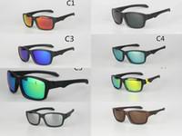2018 новый Мужчины Женщины солнцезащитные очки без коробки открытый спорт tr90 Юпитер солнцезащитные очки поляризованные sunmmer стиль солнцезащитное стекло 9135 высокое качество