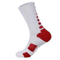 2018 Yeni stil toptan ucuz yüksek kalite sıcak satış mens yastık taban basketbol çorap adam spor çorap