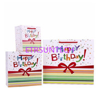 """ Happy Birthday"" Paper Bag Paper Gift Bag Best Gif..."