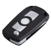 Новый 3 кнопки модифицированный ключ Shell для BMW 1 3 5 6 7 Z3 Z4 E53 E38 E39 E46 E60 замена автомобиля флип складной дистанционный ключ чехол с ключом пустой