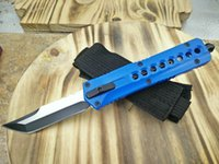 Blue teardrop hellhound double action tactical camping hunti...