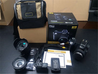 2017New Protax Polo D7100 Цифровая камера 33MP Full HD1080P 24x Оптический зум Auto Focus Профессиональная видеокамера