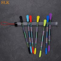 Wax dabber tools wax atomizer 3 style silver gold rainbow co...