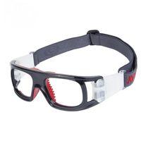 Баскетбольные мячи Спортивные очки Баскетбольные очки Анти-туман Взрывозащищенные очковые оправы для ПК Линзы для очков близорукости Очковые оправы для стоек оптовые продажи