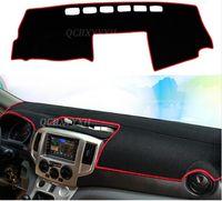 Auto Styling Dashboard Schutzmatte Schatten Kissen Photophobismus Pad Innen Teppich Für Nissan NV200 2010-2017 Auto Zubehör