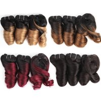 Cheap Hair bundles 3pcs Set For Full Head Romance Curl Brazi...