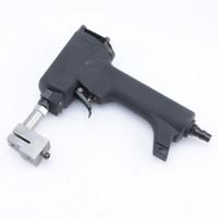 공압 공기 펀치 플랜지 도구 로그인 펀칭 총 공기 구멍 펀치 도구
