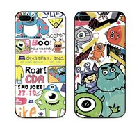 Per iPhone7 7plus 6 6Splus Shell di moda in silicone graffiti coperture del telefono TPU soft shell all-inclusive per iPhone8 8plus