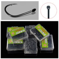 1200pcs 12box 1- 12# Ise Hook High Carbon Steel Without Hole ...