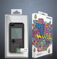 Gameboy Tetris الحالات الهاتف للحصول على اي فون 6 6S 7 7plus 8plus لعب Blokus لعبة غطاء حماية وحدة هدية