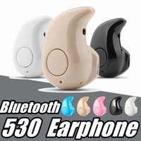 Mini S530 Bluetooth Earphone Micro V4. 0 Stereo Wireless Head...