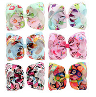 jojo bows 8 in kids Bows baby boy New kids cartoon candy gra...