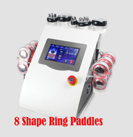 High Quality New Model 8- shaped- Ring Lipo Laser Slimming Mac...