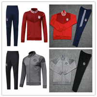 Bayern Munich TRACKSUIT SOCCER JACKET full Zipper long pants...