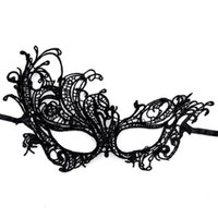 Lace phoenix princess Mixed color Halloween facial mask Masq...